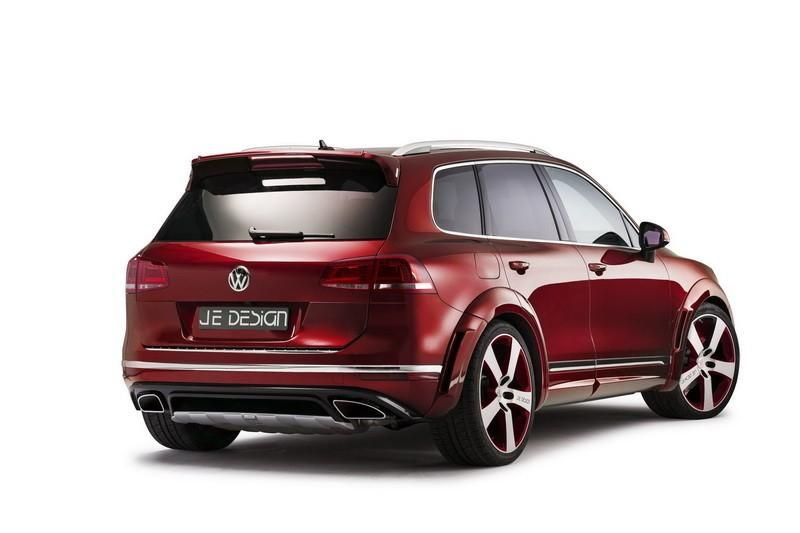 JE Design Bodykit VW Touareg Facelift Tuning (4)