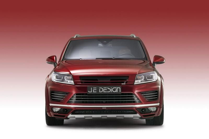 JE Design Bodykit VW Touareg Facelift Tuning (6)