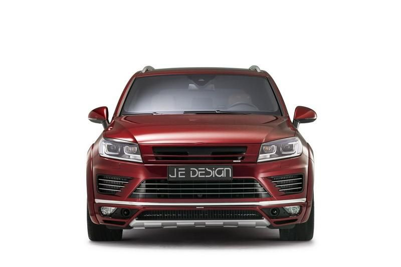 JE Design Bodykit VW Touareg Facelift Tuning (7)