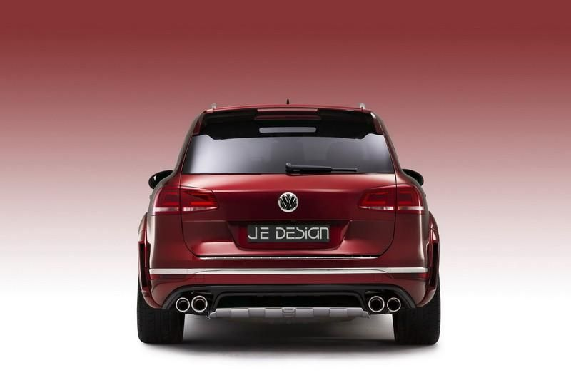 JE Design Bodykit VW Touareg Facelift Tuning (8)