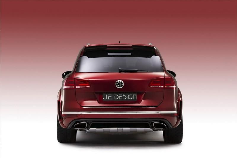 JE Design Bodykit VW Touareg Facelift Tuning (9)