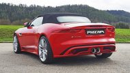 Jaguar F Type Cabrio Bodykit Tuning Piecha Design 2016 10 190x107 Jaguar F Type Cabrio! Tuning von Piecha Design