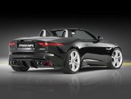 Jaguar F Type Cabrio Bodykit Tuning Piecha Design 2016 2 190x143 Jaguar F Type Cabrio! Tuning von Piecha Design