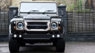 Kahn Design Land Rover Defender SW 90 CWT Tuning 1 190x107 Kahn Design tunt den Land Rover Defender 90