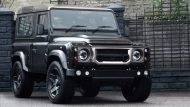 Kahn Design Land Rover Defender SW 90 CWT Tuning 2 190x107 Kahn Design tunt den Land Rover Defender 90