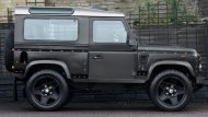 Kahn Design Land Rover Defender SW 90 CWT Tuning 3 190x107 Kahn Design tunt den Land Rover Defender 90