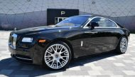 MC Customs Rolls Royce Wraith 4 190x108 Dezentes MC Customs Tuning am Rolls Royce Wraith
