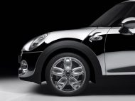 MINI Chrome Line Exterieur Deluxe paket 04 190x142 Chrome Line Exterieur Deluxe am Mini Cooper S