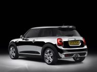 MINI Chrome Line Exterieur Deluxe paket 09 190x142 Chrome Line Exterieur Deluxe am Mini Cooper S
