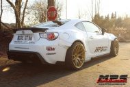 MPS GT5xx GT86 Turbo 10 tuning 1 190x127 MPS Engineering zeigt seinen Toyota GT86 Turbo GT5xx
