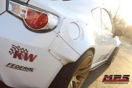 MPS GT5xx GT86 Turbo 10 tuning 13 190x127 MPS Engineering zeigt seinen Toyota GT86 Turbo GT5xx