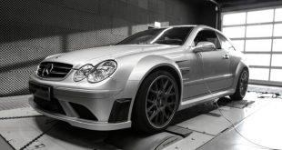 Mercedes CLK63 AMG Black DKR 2 310x165 Mercedes CLK 63 AMG Black Series mit knapp 560PS von Mcchip DKR