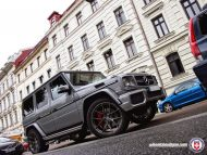 Mercedes G63 AMG on HRE P101 By HRE Wheels 1 190x143 Wheels Boutique tunt den Mercedes Benz G63 AMG