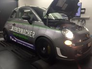 Pogea Racing Fiat 500 Abarth Chiptuning 1 190x143 Pogea Racing mit extremo Fiat Abarth 500 und 331PS