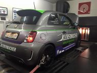 Pogea Racing Fiat 500 Abarth Chiptuning 2 190x143 Pogea Racing mit extremo Fiat Abarth 500 und 331PS