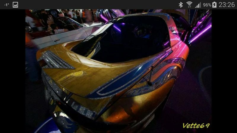Pontiac Trans Am Gold & Strass Tuning Car 1 (4)