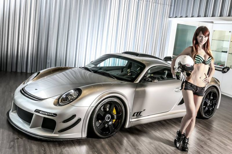 RUF taiwan CTR tuning 1 RUF CTR 3 Clubsport mit 777 PS und 380 km/h V Max.
