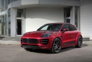 Red Macan URSA 1 tuningparts 1 190x127 Porsche Macan URSA in Palladium Bronze Metallic (u. weitere) by Topcar