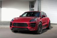 Red Macan URSA 1 tuningparts 2 190x127 Porsche Macan URSA in Palladium Bronze Metallic (u. weitere) by Topcar