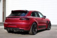 Red Macan URSA 1 tuningparts 4 190x127 Porsche Macan URSA in Palladium Bronze Metallic (u. weitere) by Topcar