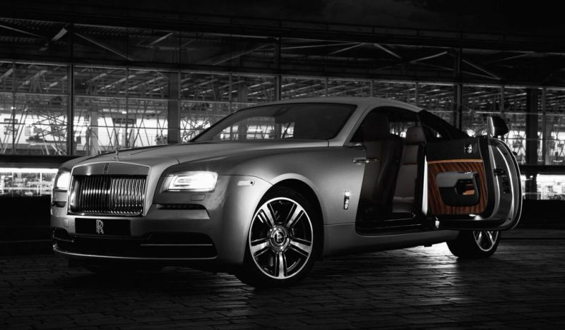 Rolls Royce Wraith Inspired Film 1 Rolls Royce Wraith kommt als Inspired by Film Edition