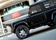 Santorini Black Defender by kahn design 3 190x135 Kahn Design tunt den Land Rover Defender 90