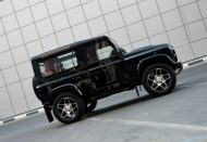 Santorini Black Defender by kahn design 6 190x131 Kahn Design tunt den Land Rover Defender 90