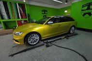 Satin Yellow Audi S6 print tech 4 190x126 Exclusiver AUDI S6 in Centurion Satin Gelb von Print Tech
