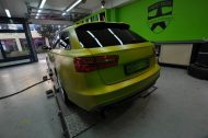 Satin Yellow Audi S6 print tech 6 190x126 Exclusiver AUDI S6 in Centurion Satin Gelb von Print Tech