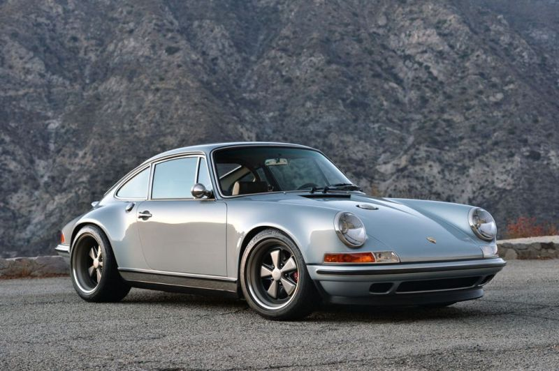Singer Porsche 911 Virginia tuning 1 Singer Vehicle Design's pimpt den 1990er Porsche 911