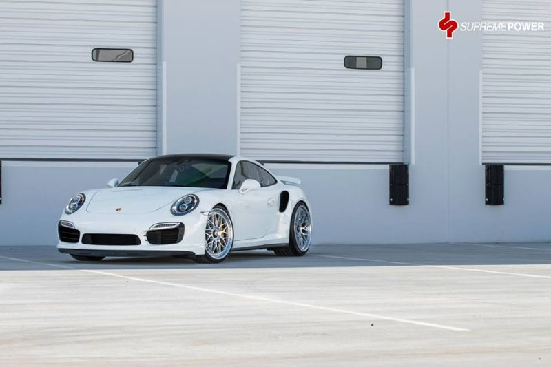 Supreme Power Porsche 991 Turbo tuning 1 Porsche 991 Turbo S Tuning by Supreme Power