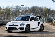 VW Beetle GRC Rallycross USA Motorsport 4 190x127 Das ist der neue Volkswagen VW Beetle GRC 2015
