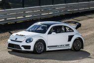 VW Beetle GRC Rallycross USA Motorsport 5 190x127 Das ist der neue Volkswagen VW Beetle GRC 2015