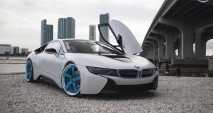 Wheels Boutique Adds HRE Wheels BMW i8 3 310x165 HRE RS102 Alufelgen auf dem Ökosportler BMW i8