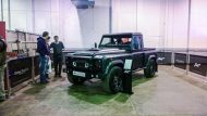 a kahn design flying huntsman 105 pick up 1 190x107 Land Rover Defender Flying Huntsman Pickup von Kahn Design