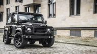 a kahn design flying huntsman 105 pick up 2 190x107 Land Rover Defender Flying Huntsman Pickup von Kahn Design