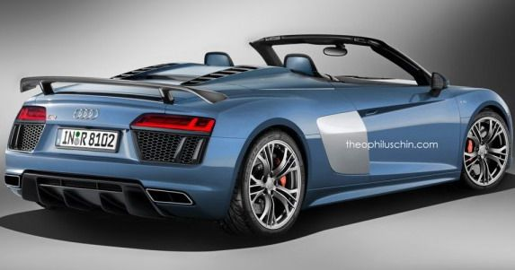 theophilus chin zeigt uns den neuen audi r8 spyder. Black Bedroom Furniture Sets. Home Design Ideas