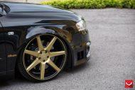 audi s4 vossen wheels tuning b8 4 190x127 Audi RS4 B7 mit Vossen Wheels und extremer Tieferlegung