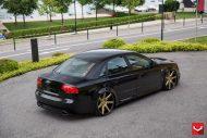 audi s4 vossen wheels tuning b8 6 190x127 Audi RS4 B7 mit Vossen Wheels und extremer Tieferlegung