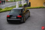 audi s4 vossen wheels tuning b8 7 190x127 Audi RS4 B7 mit Vossen Wheels und extremer Tieferlegung