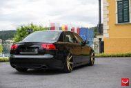 audi s4 vossen wheels tuning b8 8 190x127 Audi RS4 B7 mit Vossen Wheels und extremer Tieferlegung