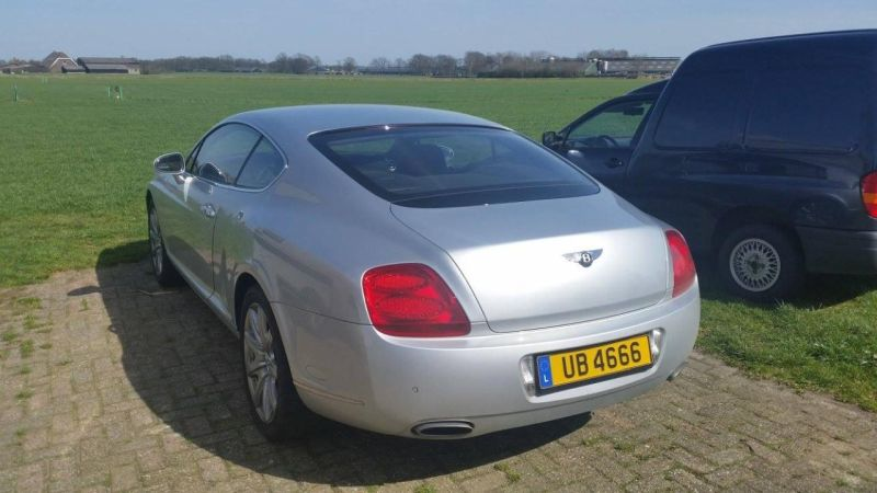 bentley continental gt getting v6 tdi 1 Bentley Continental GT mit V6 TDI! Ist das Tuning?