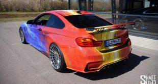 bmw m4 art car vom tuner hamann 310x165 BMW M4 Art Car vom Tuner Hamann! Show und Power...