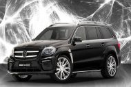 brabus b63 widestar mit 620 PS 1 190x127 Brabus B 63 620 Widestar in Form des Mercedes GL