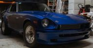 datsun 825PS supra motor 1 190x98 Video: 1987er Datsun 280Z mit Toyota Supra Power und 825 PS