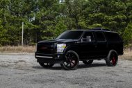 ford excursion forgiato tuning 1 190x127 Riesig! 28 Zoll Forgiato Wheels auf dem Ford Excursion