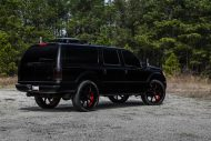 ford excursion forgiato tuning 4 190x127 Riesig! 28 Zoll Forgiato Wheels auf dem Ford Excursion