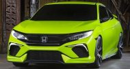 honda civic concept 2015 2 190x101 Honda Civic Concept Car zur New York Autoshow