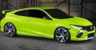 honda civic concept 2015 3 190x99 Honda Civic Concept Car zur New York Autoshow