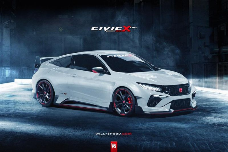 tuning paket f r den honda civic type r 3 t rer. Black Bedroom Furniture Sets. Home Design Ideas